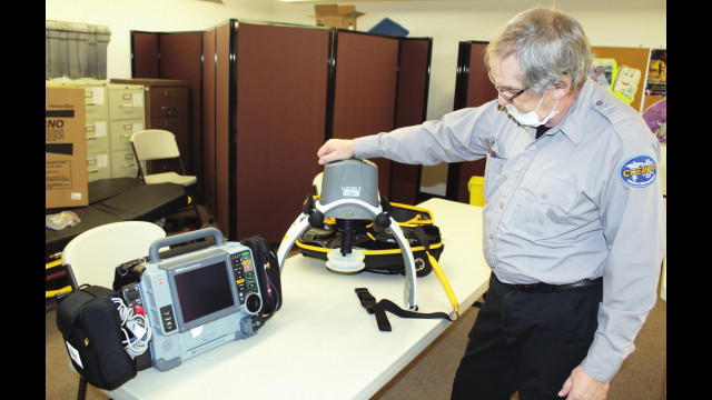 $730,000 in grants awarded to ambulance service, tribal college